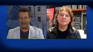 Global News Morning chats with film-maker Ron Chapman (06:18)