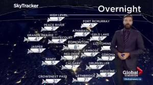 Edmonton Weather Forecast: Sept. 18