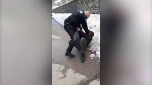 Brockville, Ont., police officer seen punching woman in face during arrest