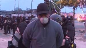 CNN reporter arrested on live TV during George Floyd protest in Minneapolis
