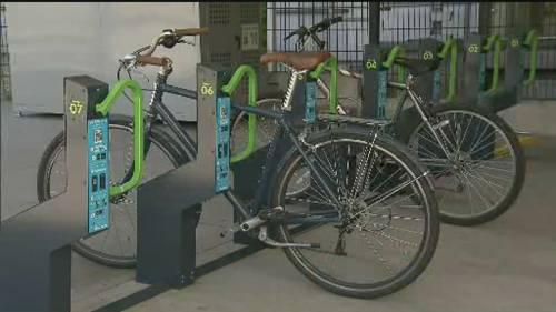 'Smart' bike lockers installed at Metro Vancouver transit hubs | Watch News Videos Online
