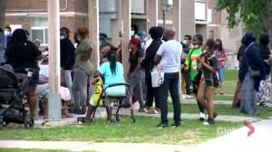 Toronto's Falstaff community looks to address growing issues of violence (02:28)