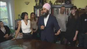Federal Election 2019: Jagmeet Singh says New Democrats are fighting for people 'up against the odds'