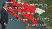Play video: Another storm takes aim at British Columbia