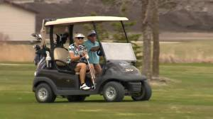 Business booming at Manitoba golf courses (01:30)