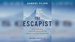 Quebec Mountaineer Gabriel Filippi's harrowing tales of survival and adventure
