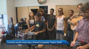 Newest Taylor Swift album includes voices, performances by Toronto music students