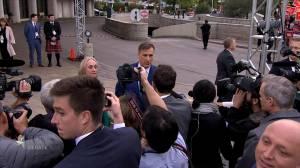 Leaders' Debate: Maxime Bernier arrives for English-language debate in Gatineau