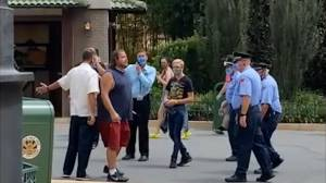 Anti-mask protester ejected from Disney World while misquoting 'A Bug's Life'