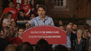 Federal Election 2019: 'This election isn't about me, it's about you,' Trudeau tells people in Halifax