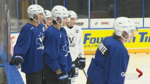 2020 Penticton Vees playoff preview (01:54)