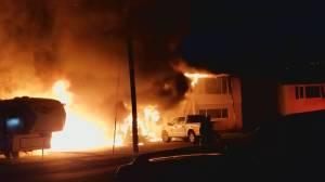 Rutland house fire leaves family homeless