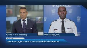Meet Peel Region's new police chief, Nishan Duriappah