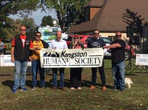 Kingston Humane Society hosts first in-person event since pandemic (01:48)