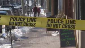 Man charged with attempted murder in downtown Peterborough stabbing