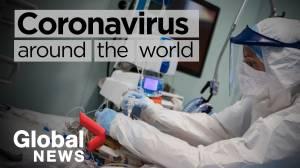 Coronavirus around the world: April 23, 2020