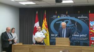 New Brunswick warns residents to prepare for storm's arrival