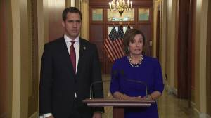 Pelosi thanks Venezuela's Guaido for his courage