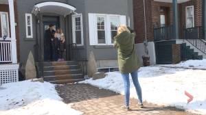 Coronavirus outbreak: Documenting Montreal residents in isolation
