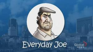 Everyday Joe: Montreal joins the ranks of Canada's 'real cities' (01:52)