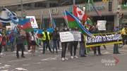 Play video: Hostilities grow between Ontario's Armenian and Azerbaijani communities