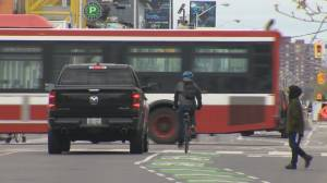 Toronto to start closing roads to cars for pedestrians and cyclists during COVID-19 pandemic