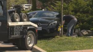 4-year-old boy, 10-year-old girl die after Vaughan crash (02:19)