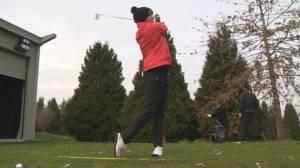 LPGA veteran Alena Sharp ready for 2021 season (02:33)