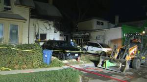Fire on Wardlaw claims the life of a Winnipeg woman (00:56)