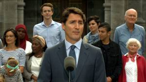 2019 Federal Election: Trudeau defends government position on cabinet confidentiality