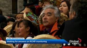 RCMP have yet to respond to 3-year-old watchdog report into Mounties surveillance of Indigenous-led action