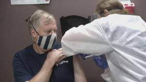 COVID-19 vaccine rollout plans moving ahead in the U.S. (02:09)