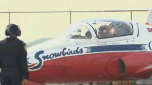 Fresh concerns about CF Snowbirds' old jets (03:00)