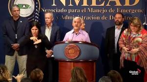 Puerto Rico official warns of tropical storm winds, flooding from Dorian