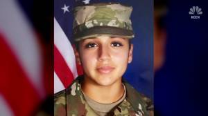 Missing soldier's remains identified at U.S. military base Fort Hood