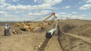 Debate over pipelines clouds concern for climate change