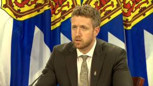 COVID-19: Nova Scotia government issues 'almost a full lockdown' on Halifax region as case count skyrockets (03:37)