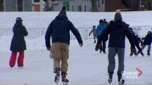 After delay, Emera Oval reopens to the public (01:48)
