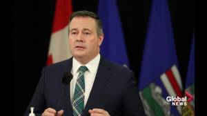Where is Jason Kenney? Pressure mounting on the premier to speak publicly (01:48)