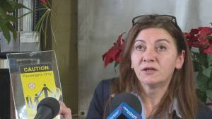 Quebec woman calls Supreme Court ruling over arrest for not holding handrail 'victory'