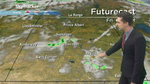 Breezy conditions return: August 13 Saskatchewan weather outlook