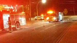 Early Friday fire torches Kelowna house