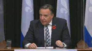 Coronavirus: Quebec red zones enter restrictions extension, premier reassures Quebecers (01:11)