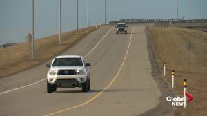 Alberta government paves the way for toll roads and bridges (01:55)