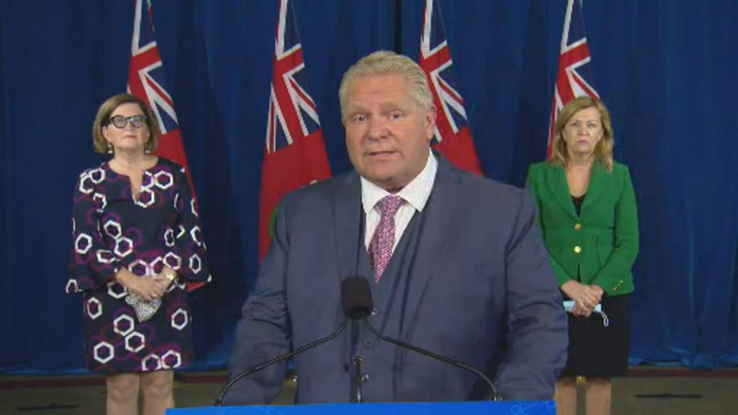 Click to play video 'Coronavirus: Ontario Premier Ford says COVID-19 testing in pharmacies expanding to more cities'