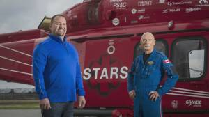 Stars Air Ambulance provides critical care in life and death situations in Alberta