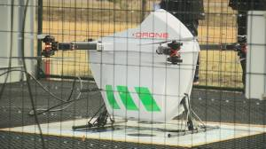 Drone to deliver medical supplies to northern B.C. First Nation (05:08)