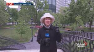 Global News Morning weather forecast: May 31, 2021 (01:36)