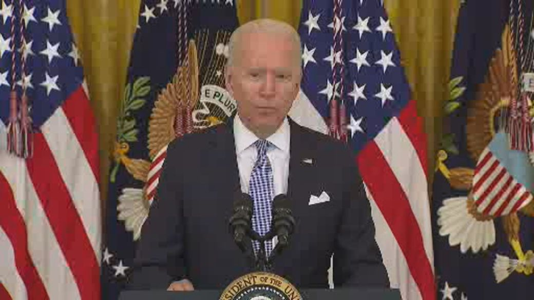 Click to play video: 'Biden, corporate America launch tactics to get more people vaccinated'