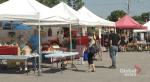 Peterborough farmers' market reopens at Morrow Park